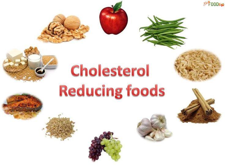 Foods High In High Density Lipoprotein