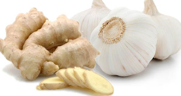 Garlic and Ginger