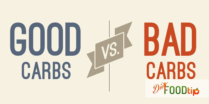 Good Vs Bad Carbohydrates