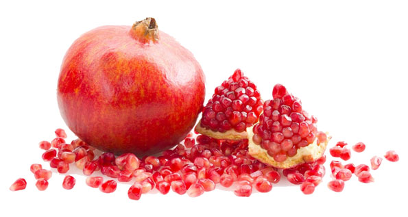 pomegranates healthy winter tip