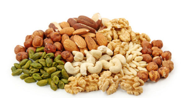 snack oh nuts